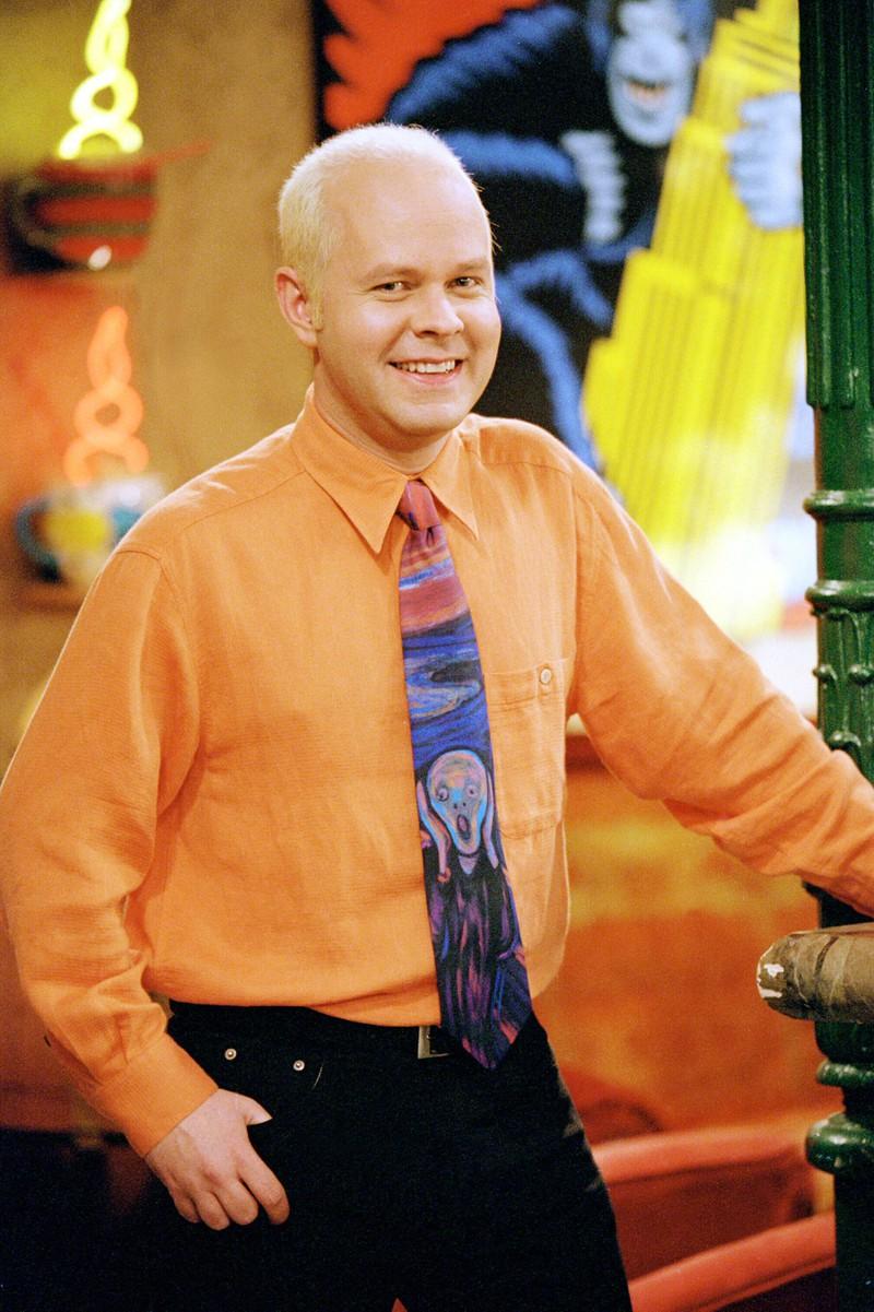 Gunther war der Liebling in der Serie