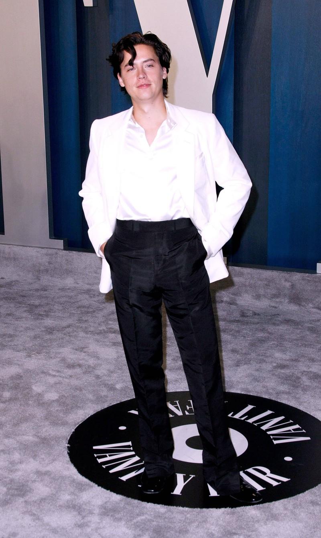 Heute ist Cole Sprouse sehr attraktiv