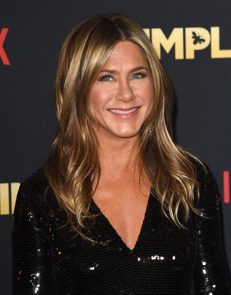 Jennifer Aniston ist heute nicht mehr aus Hollywood wegzudenken.