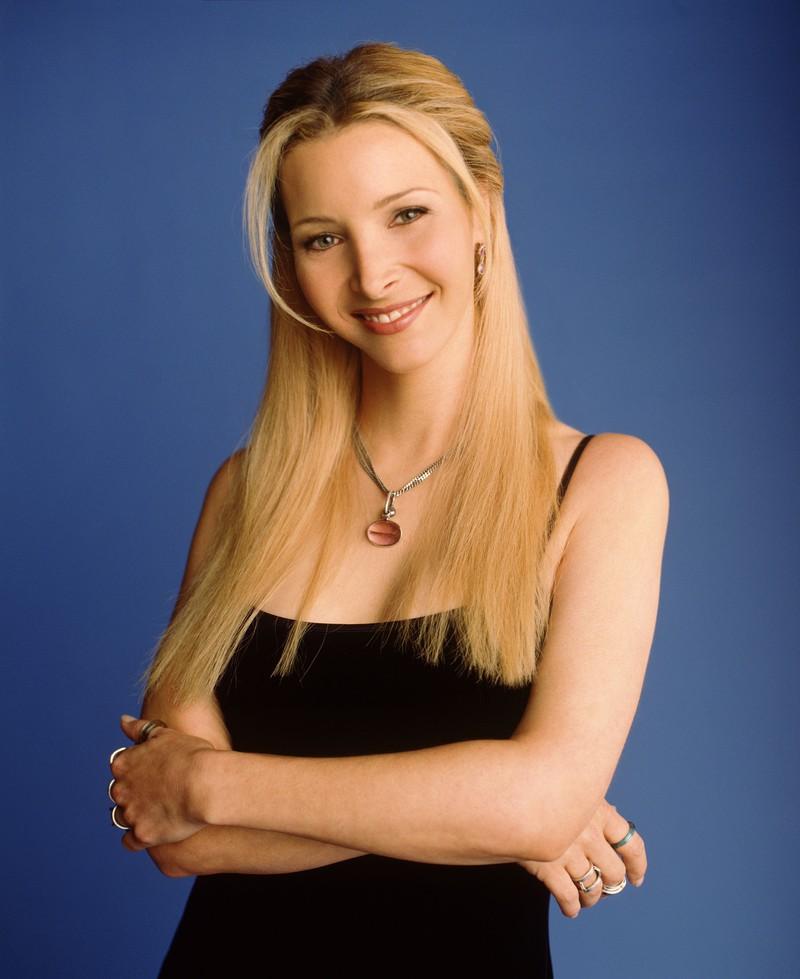 Lisa Kudrow wurde durch ihre Rolle als Phoebe Buffay bekannt.