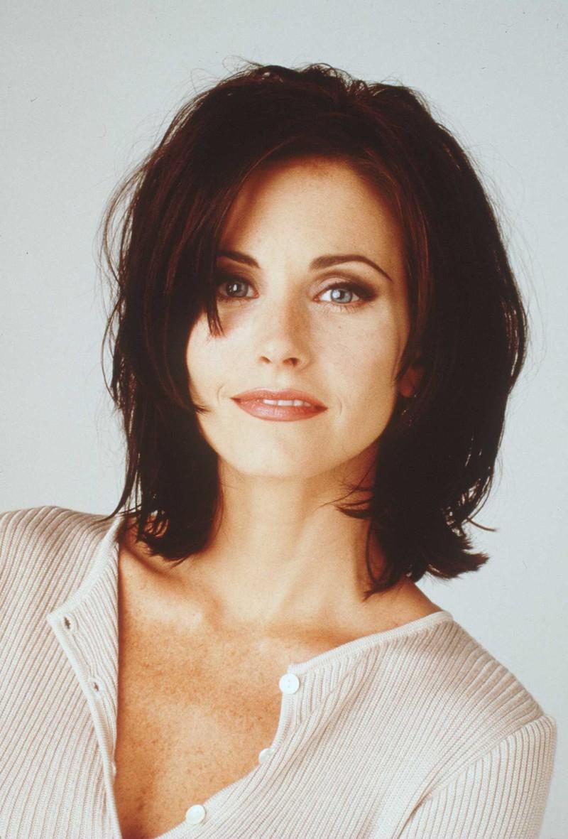 Monica Geller wurde vom Star Courtney Cox gespielt.