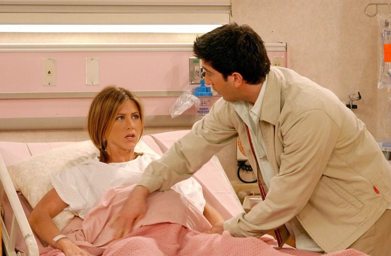 Rachel wurde in Friends von Jennifer Aniston