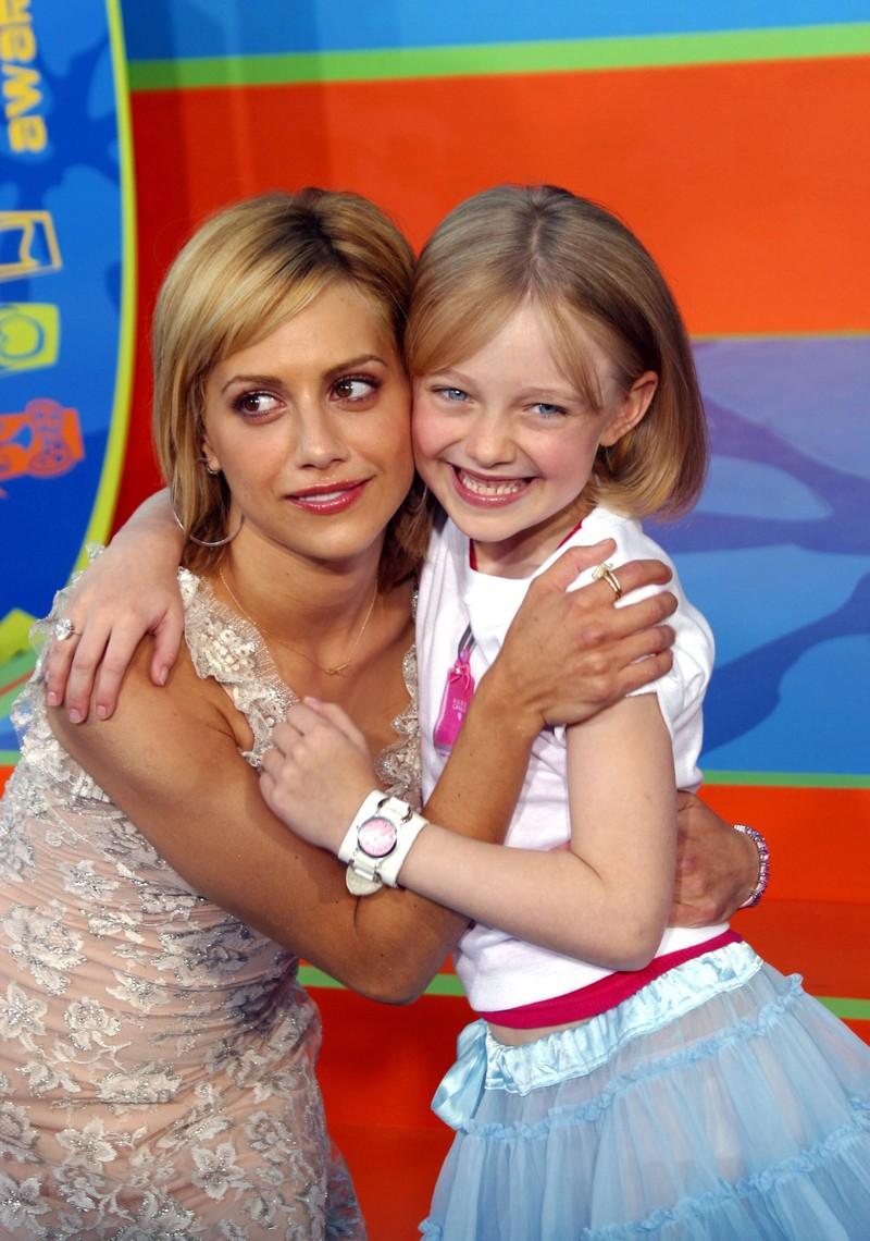 Dakota Fanning als Kinderstar.