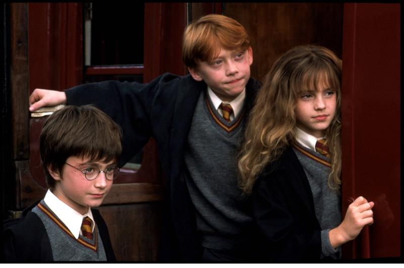 Emma Watson ist ein Kinderstar.