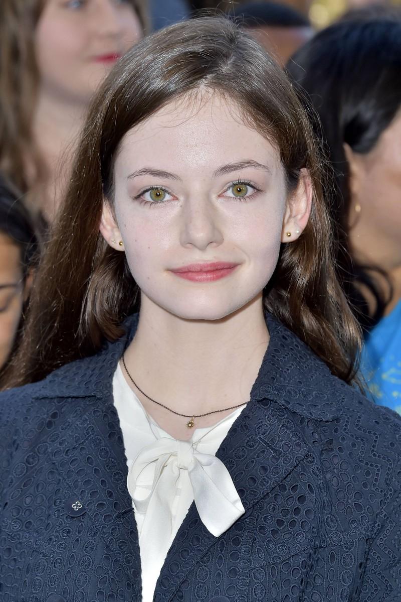 Mackenzie Foy ist sehr hübsch.