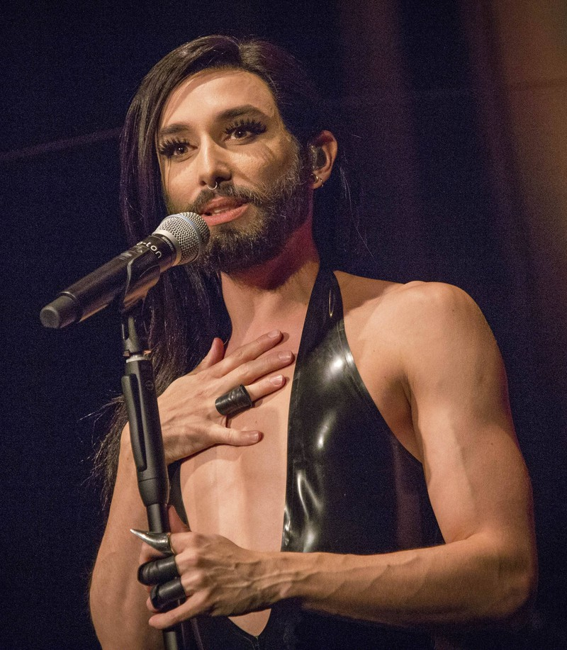 Conchita Wurst gewann 2014 den Eurovision Song Contest.