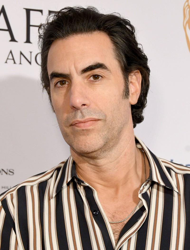 """Der Schauspieler hat in Wirklichkeit nicht viel mit ,,Borat"""" gemeinsam."""