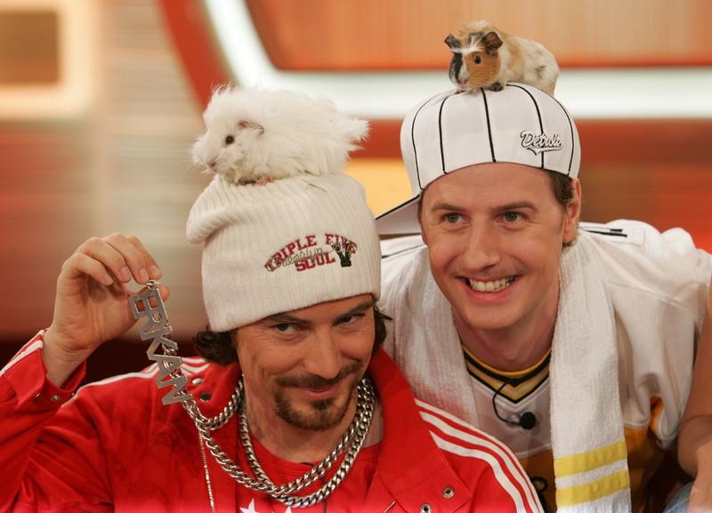 Erkan und Stefan kennen viele Deutsche nur in ihrer Verkleidung.
