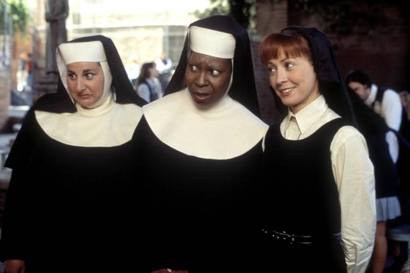 Auf grund der Beliebtheit folgte Sister Act 2.
