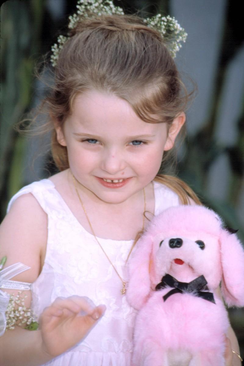 Abigail Breslin ist ein Kinderstar.