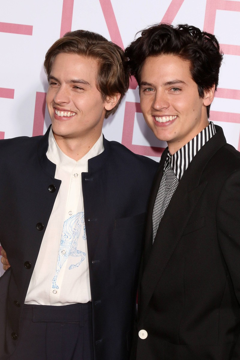 Cole und Dylan Sprouse heute.