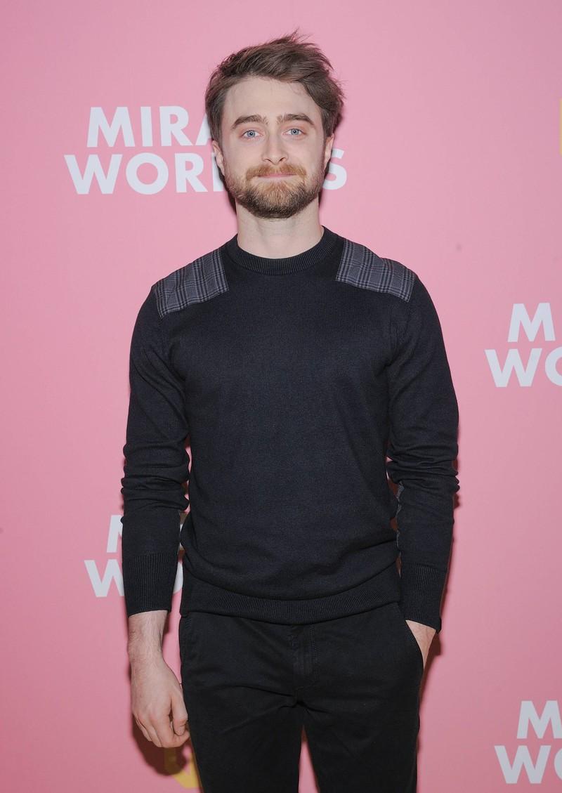 """Daniel Radcliffe sieht heute etwas anders aus, als damals in der """"Harry Potter""""-Rolle."""