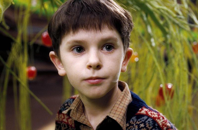 Freddie Highmore ist ein Kinderstar.