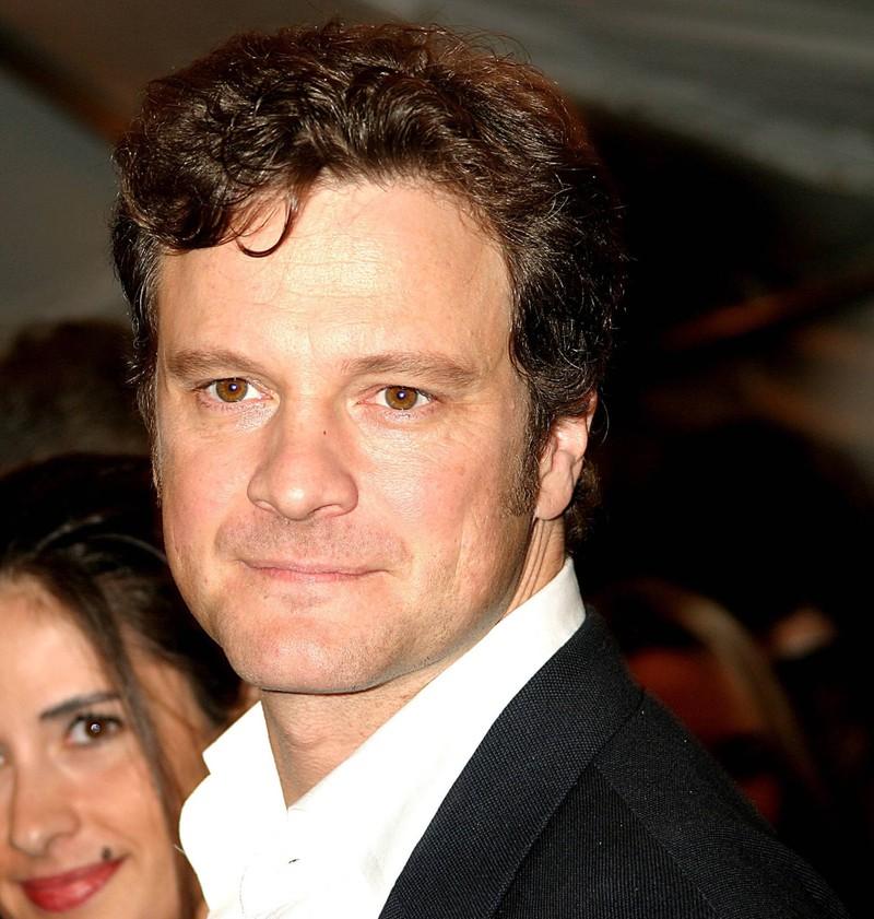 """Colin Firth spielte in """"Tatsächlich Liebe"""" den Schriftsteller Jamie."""