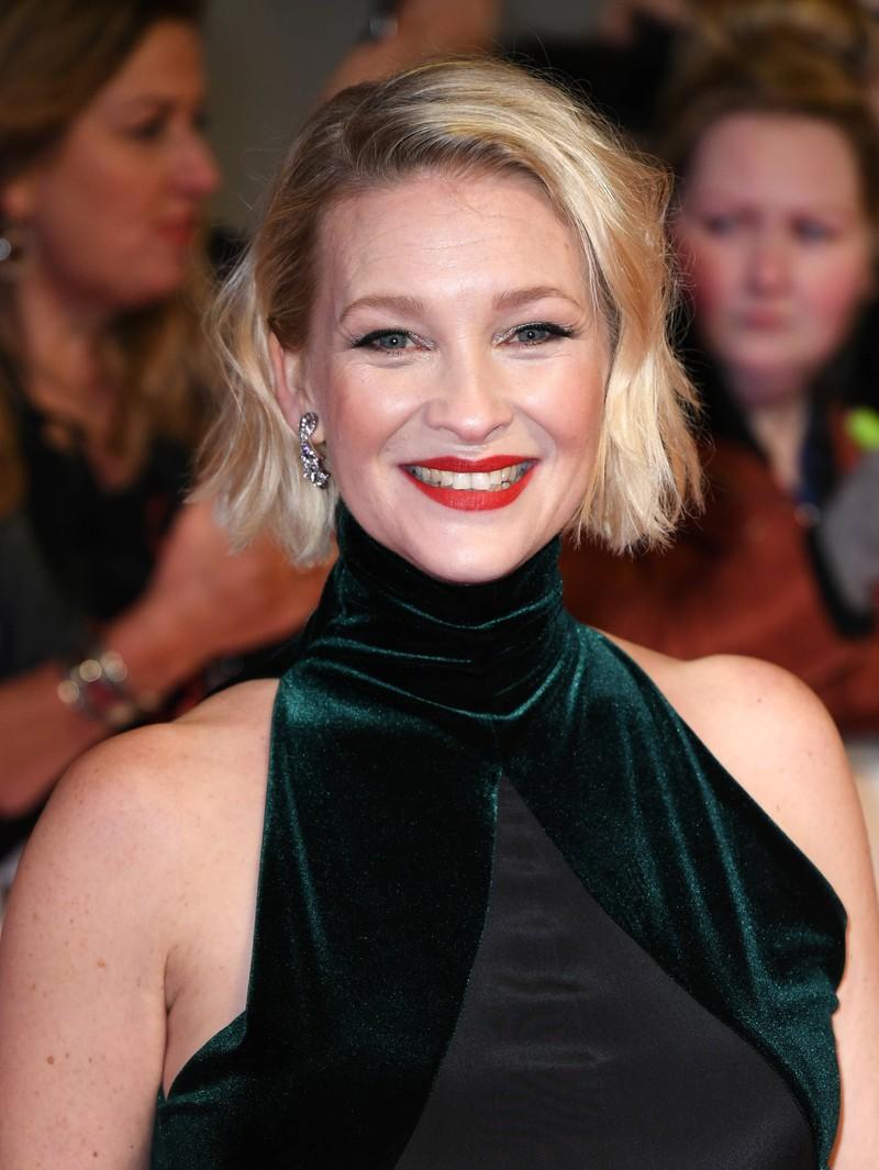 """Joanna Page spielte in """"Tatsächlich Liebe"""" die """"Judy""""."""