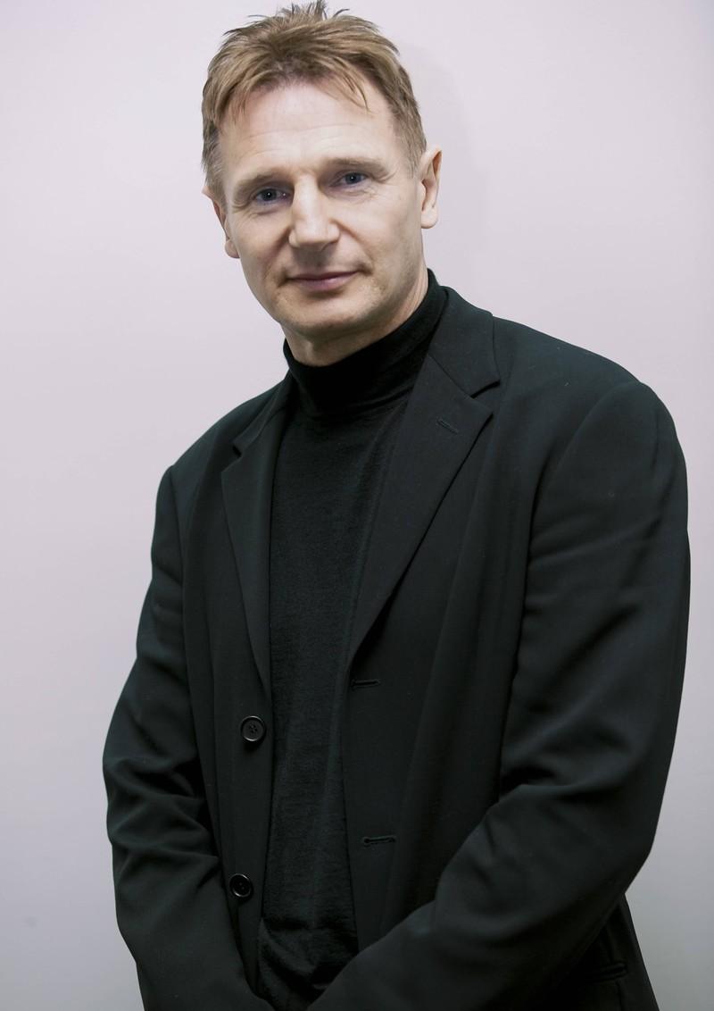 Schauspieler-Legende Liam Neeson.