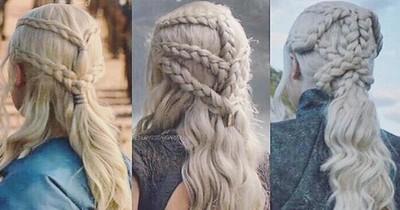 Das ist die versteckte Bedeutung hinter GOT-Daenerys Zöpfen!