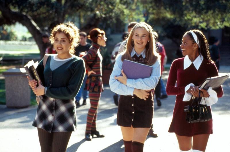 """In """"Clueless"""" spielte Brittany Murphy die """"Tai""""."""