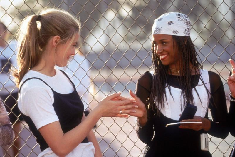 In dem Teeniefilm sah Stacey Dash ganz anders aus, als heute.