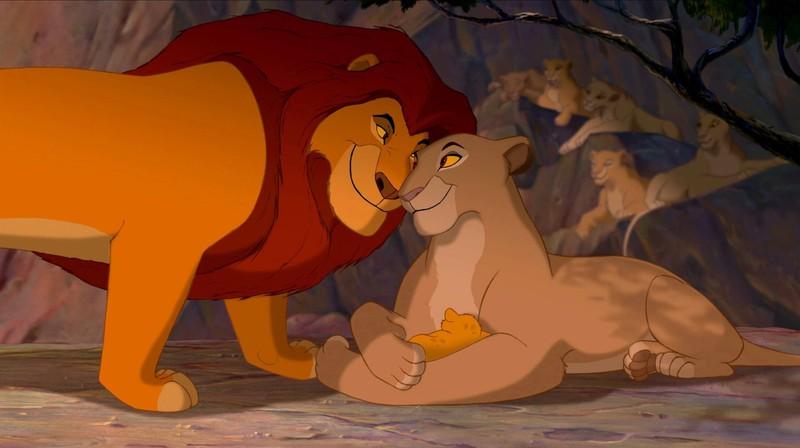 Die Namen Mufasa und Simba bedeuten etwas sehr einleuchtendes.