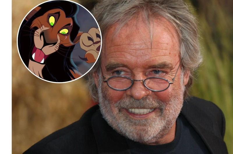 """Thomas Fritsch sprach die Rolle des ,,Scars"""" im deutschen Disneyfilm."""