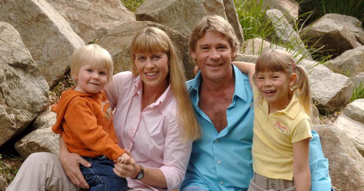 Wie die Familie des Dokumentarfilmers Steve Irwin heute lebt