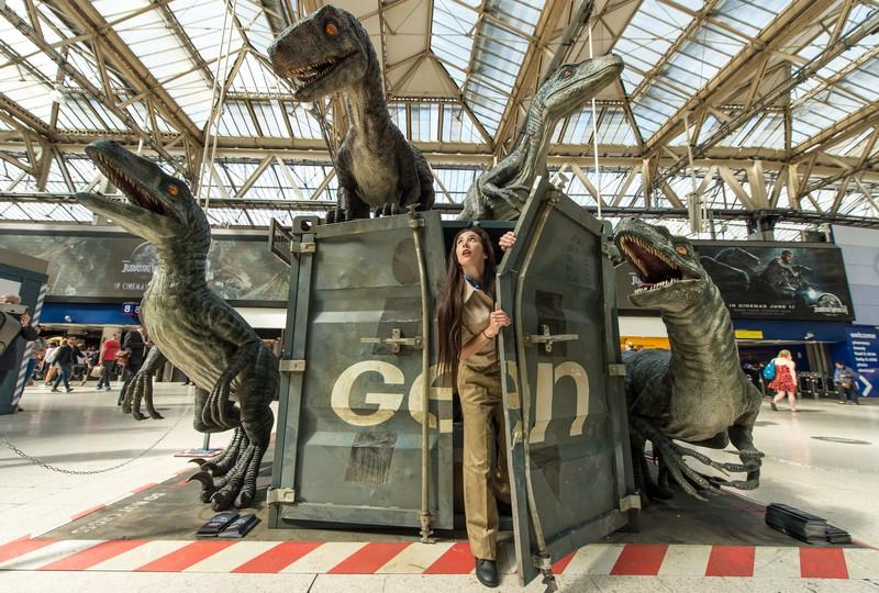 """""""Jurassic Park""""-Geheimnis gelüftet: Das steckte wirklich hinter den Dino-Schreien"""