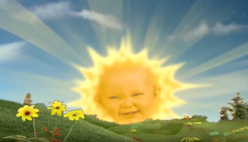 """Teletubbies"": Wie sieht die Baby-Sonne heute aus?"