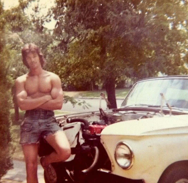 Beach-Style: So sah der Vater eines Reddit-Nutzers in den 1970ern aus