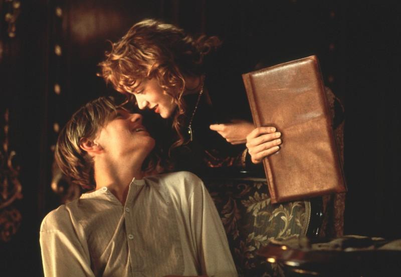 Den Versprecher von Leonardo DiCaprio fand der Regisseur so gut, dass er ihn drin behalten hat.