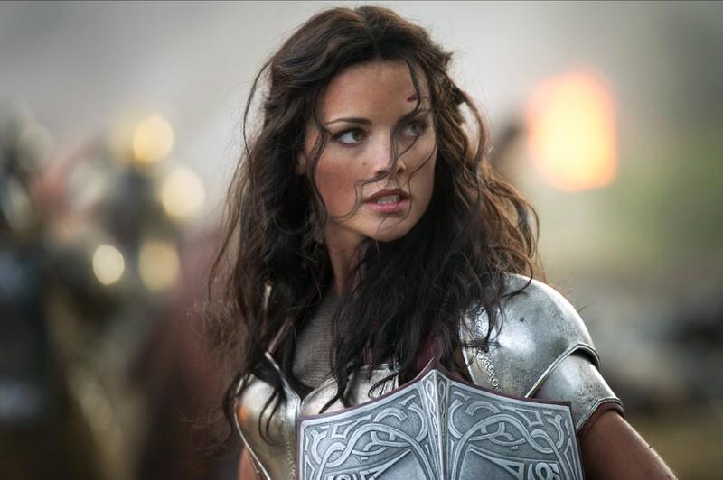 """Für den Film """"Thor"""" musste Jaimie Alexander einige körperliche Beschwerden in Kauf nehmen."""