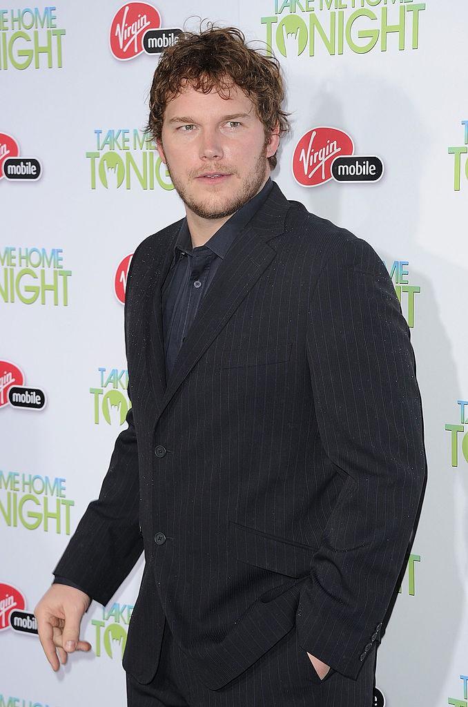 Dieses Bild zeigt Schauspieler Chris Pratt.