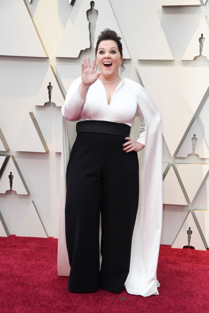 Dieses Bild zeigt Schauspielerin Melissa McCarthy.