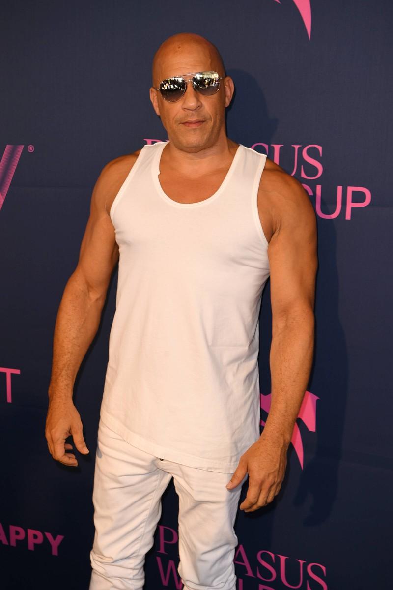 Der Actionheld Vin Diesel heißt eigentlich Mark Sinclair Vincent.