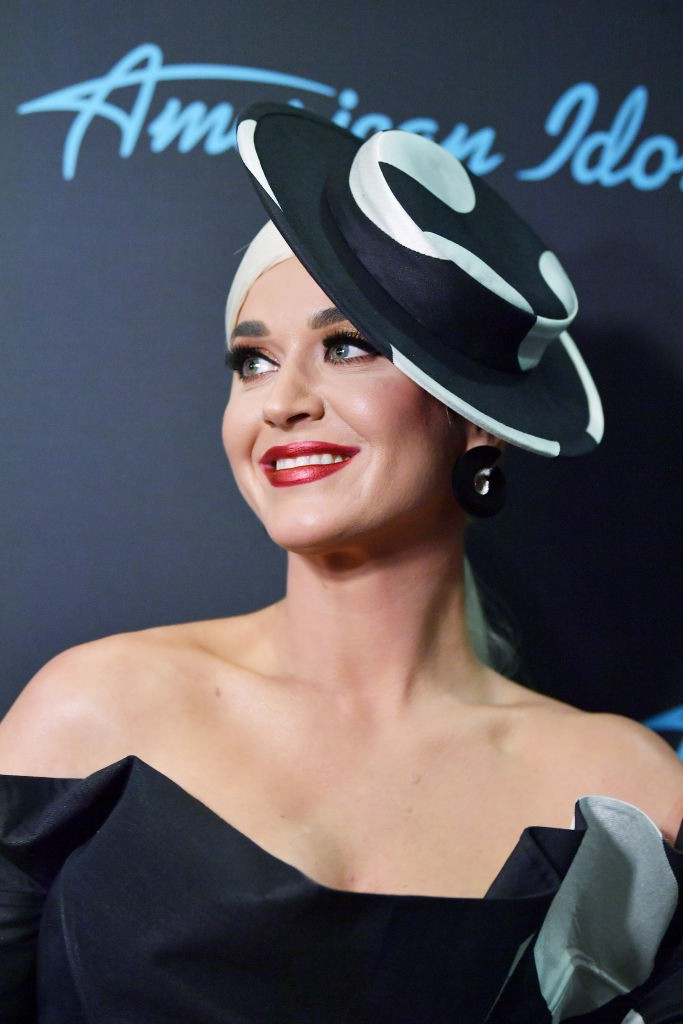 Katheryn Elizabeth Hudson  ist Katy Perry