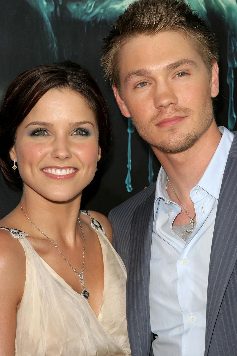Auf dem Bild sieht man Sophia Bush und Chad Michael Murray, die früher mal ein Paar waren.