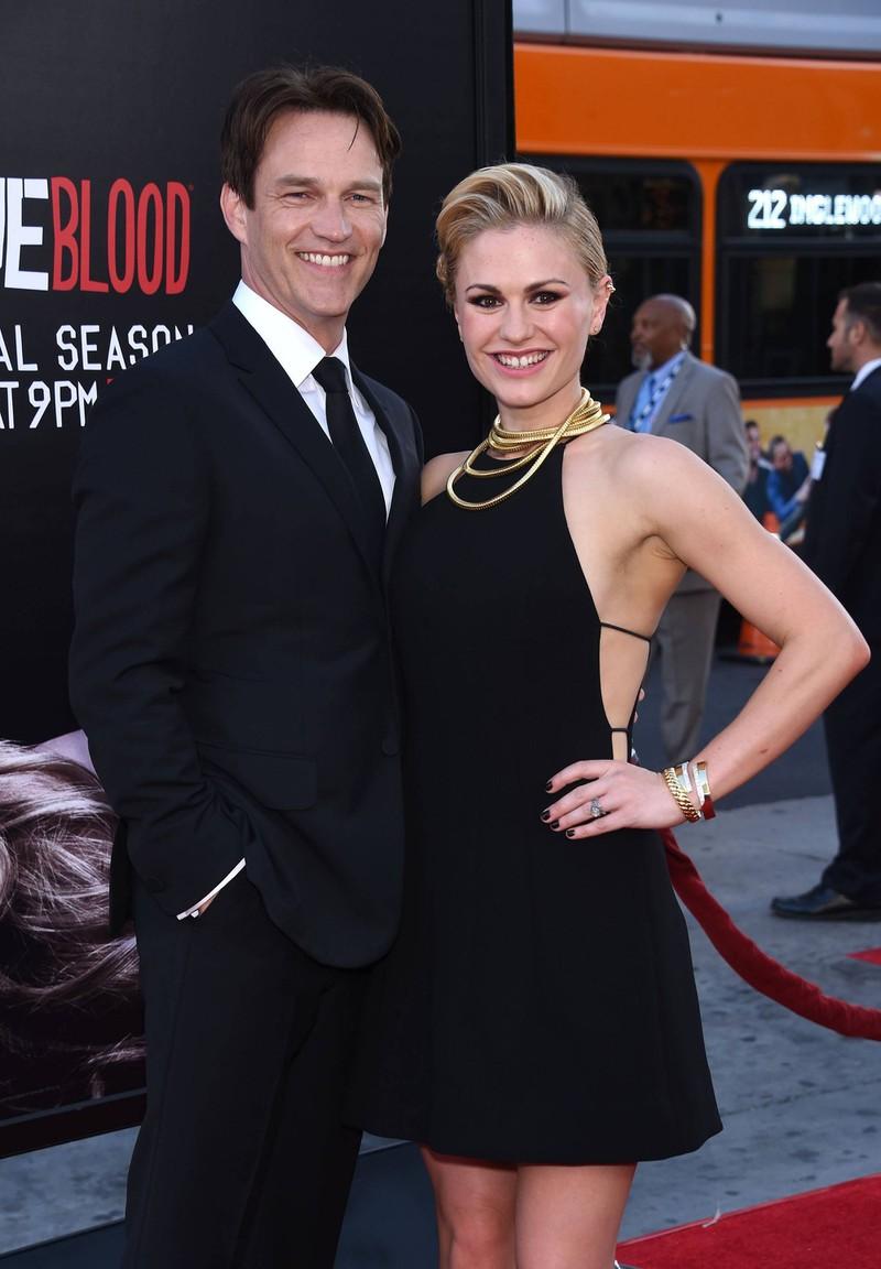 """Die beiden """"True Blood""""-Darsteller sind auch privat ein Paar."""