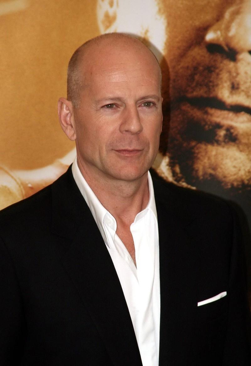 Bruce Willis wird wohl nicht wissen, dass er einem Mann ähnlich sieht, der bereits gelebt hat.