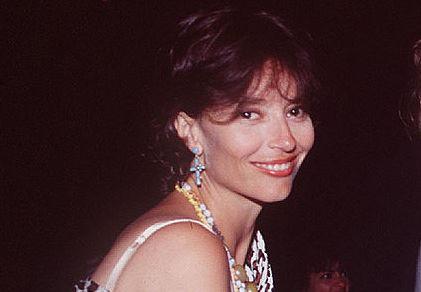 Schauspielerin Rachel Ward in den 80er Jahren