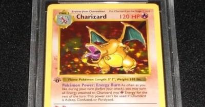 Pokémon-Karten von früher, die heute total viel wert sind
