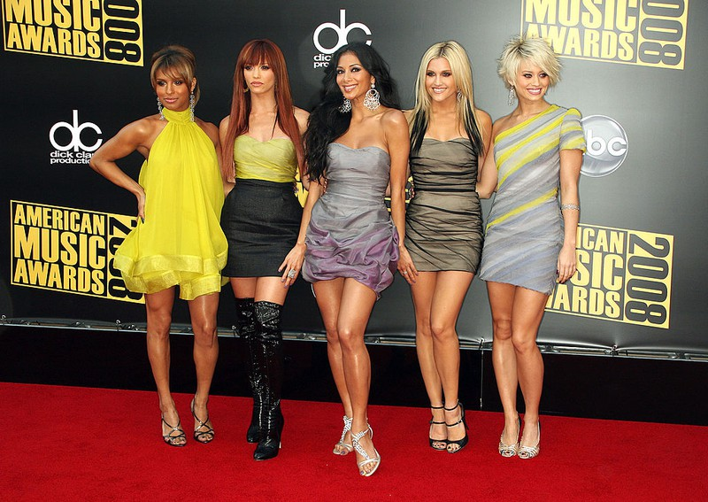 The Pussy Cat Dolls bei den AMAs 2008