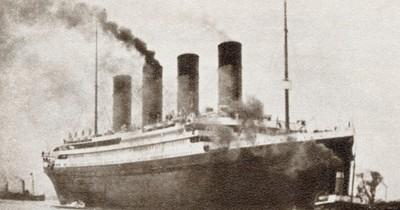 10 Titanic-Fakten, die kaum jemand kannte