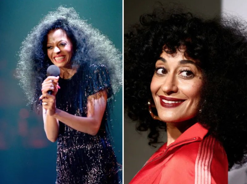 Diana Ross und Tracee Ellis Ross