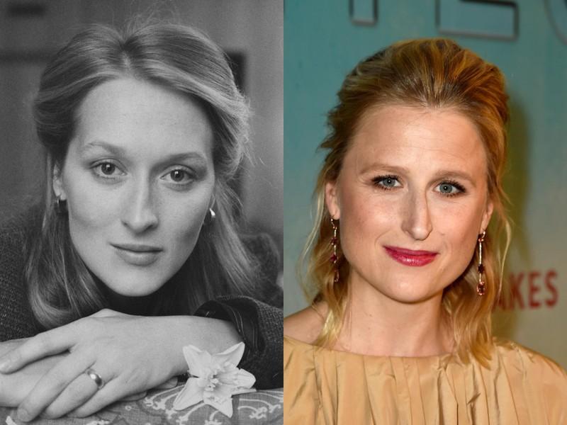 Meryl Streep und Tochter Mamie Gummer