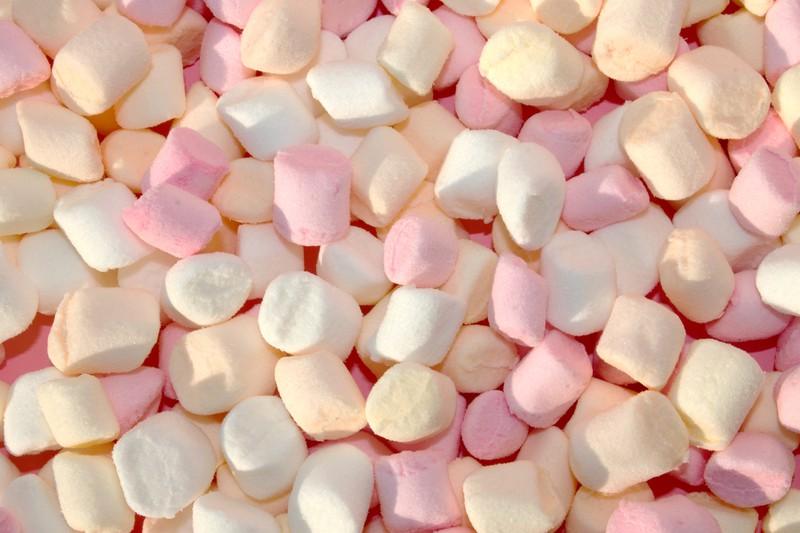 Marshmallows, Mäusespeck