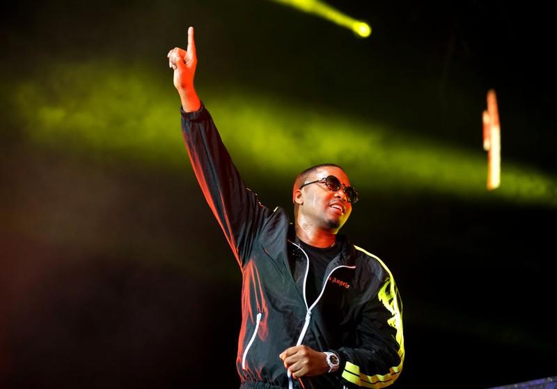 Der Rapper NAs