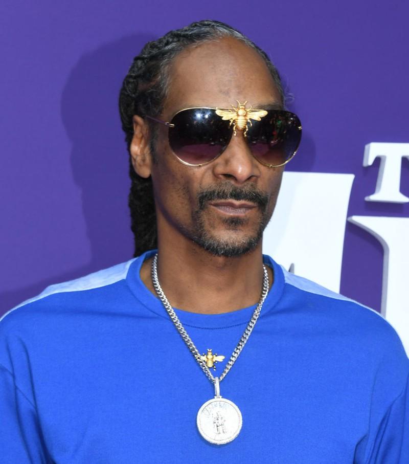 Snoop Dogg bei einer Filmpremiere
