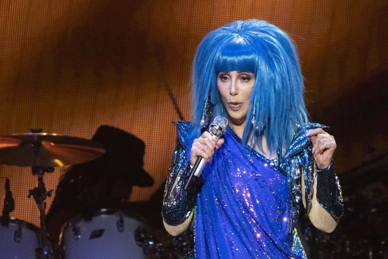 Cher zeigt sich offen mit Botox