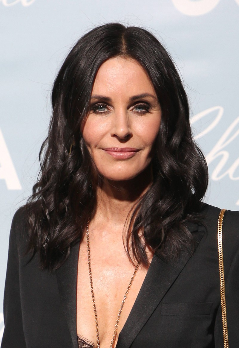 "Courteney Cox. 2019  auf der ""Hollywood For Science Gala"""