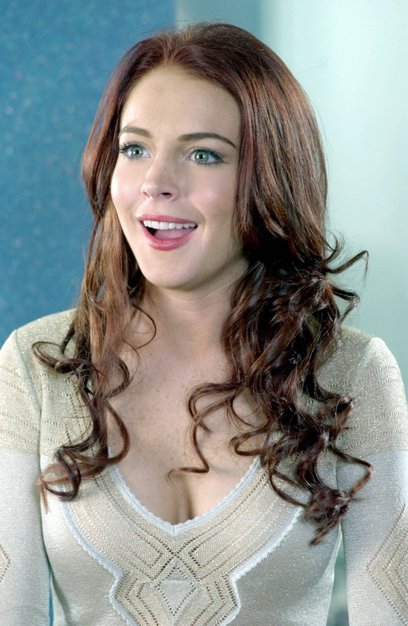 Lindsay Lohan in ,,JUST MY LUCK""